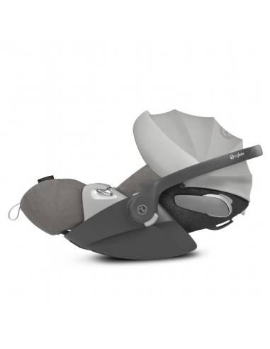 cybex-portabebés-cloud-z-plus-soho-grey