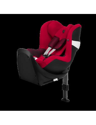 cybex-silla-seguridad-sirona-m2-scuderia-ferrari-grupo-0-1-i-size-racing-red