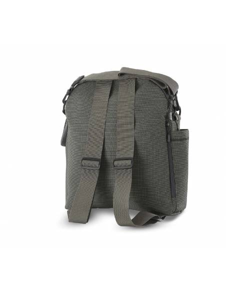 Vista-trasera Bolso-Mochila-Inglesina-Aptica-Adventure-Bag-Sequoia-Green