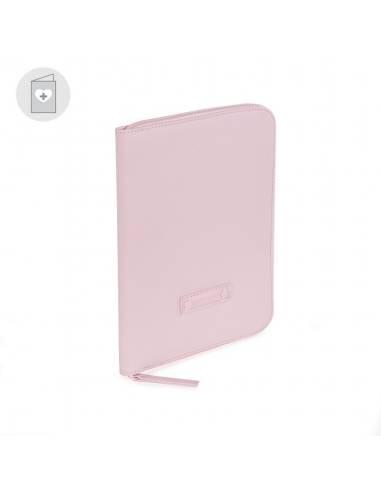 pasito-a-pasito-Portadocumentos-libro-nacimiento-essentials-rosa-frontal