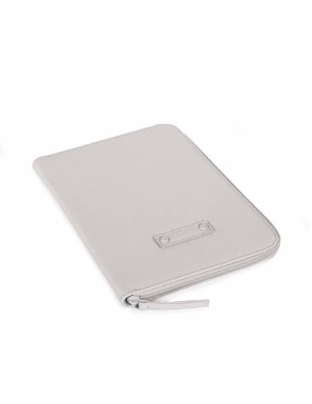 pasito-a-pasito-Portadocumentos-libro-nacimiento-essentials-gris-lateral