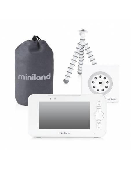 miniland-cámara-vigilabebés-digimonitor-5-pulgadas-accesorios