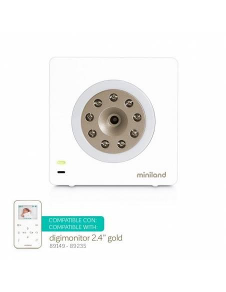 miniland-cámara-digital-2,4-pulgadas-gold