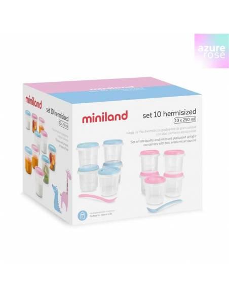 Miniland-Set-10-hermisized-Azure-Rose