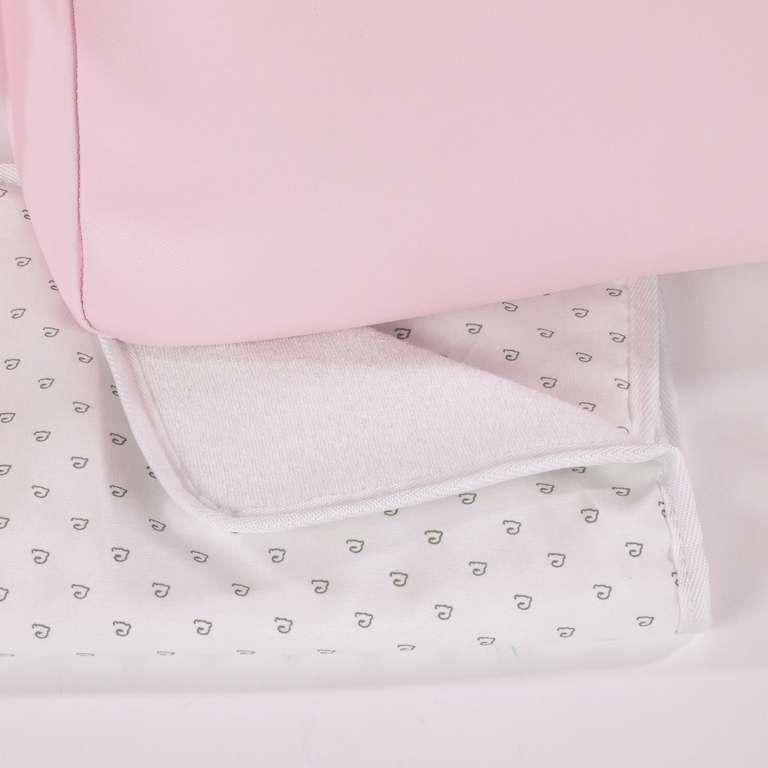 pasito-a-pasito-bolsa-maternal-cambiador-essentials-rosa-maxbebés